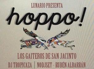 Hoppo! with RubãƒÂ©N AlbarrãƒÂ¡N Vocalista De CafãƒÂ© Tacvba