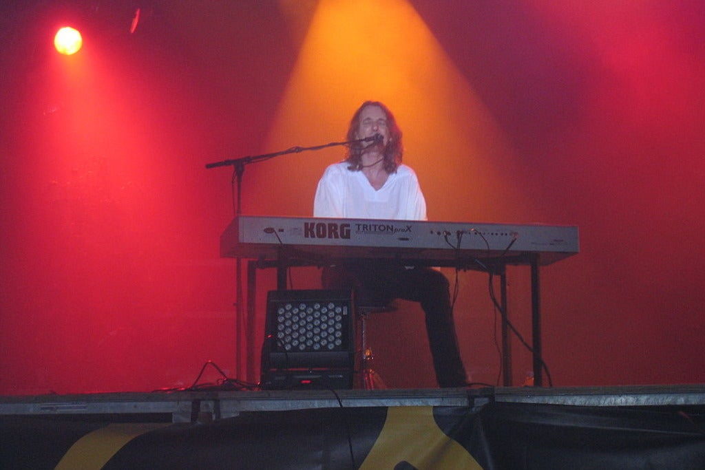 Roger Hodgson, formerly of Supertramp at Aztec Theatre