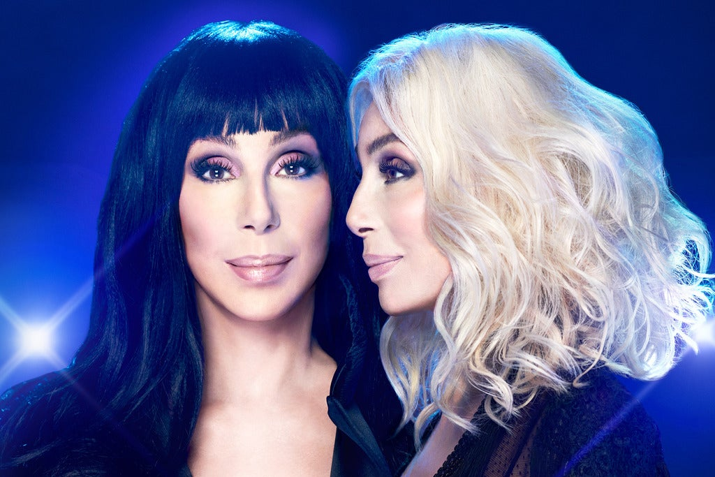Cher - Here we go again tour 2019