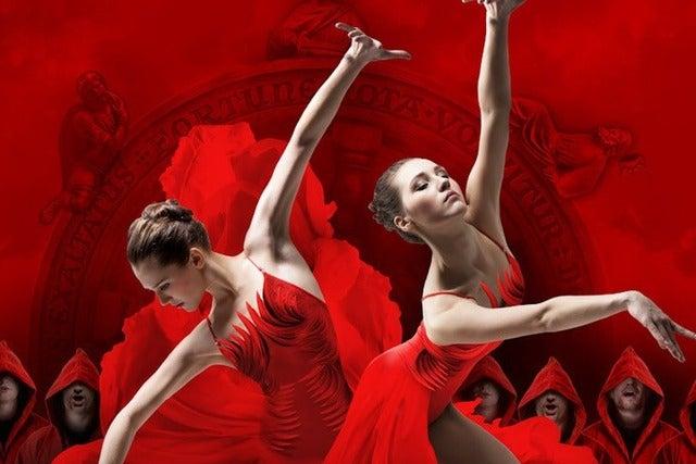 Carmina Burana - Russische Staatsoper - Ballett - Chor - Orchester