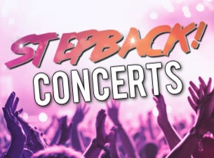 Stepback 90s Vs 00s Concert tickets (Copyright © Ticketmaster)