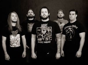 The Black Dahlia Murder, Havok, Midnight, Ghoul, Gost, Skeletal Remain
