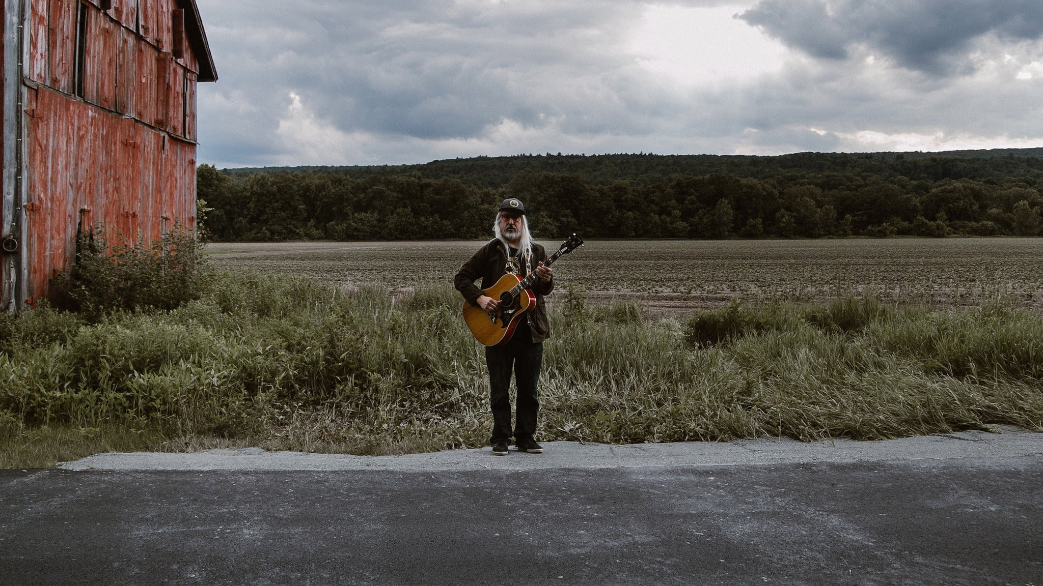 J Mascis at Port City Music Hall