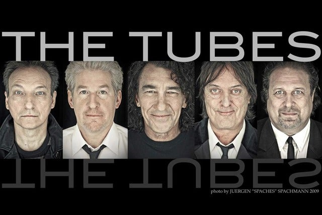 The Tubes at Borgata Casino Music Box