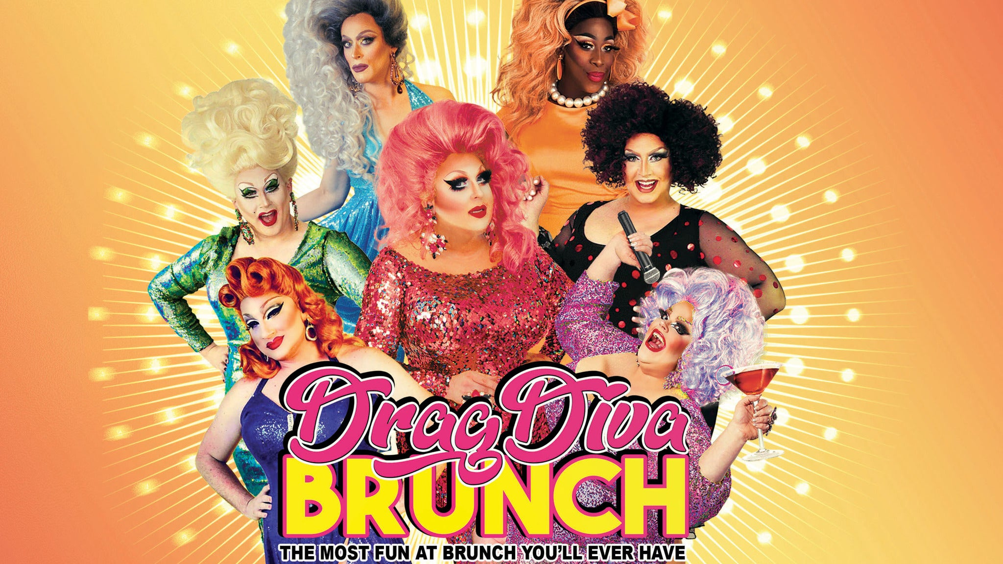 Drag Diva Brunch at The Queen