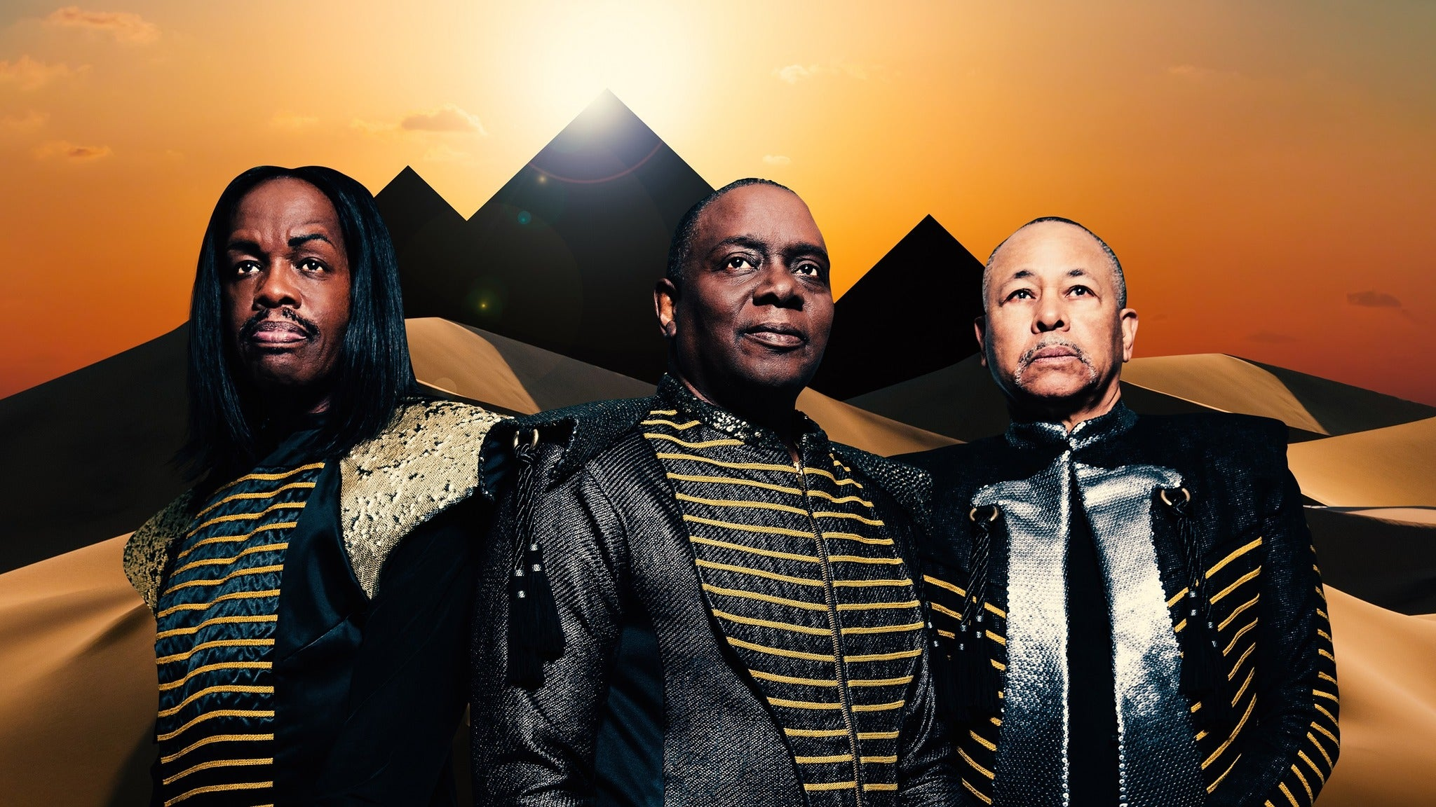 Earth, Wind & Fire - Atlantic City, NJ 08401
