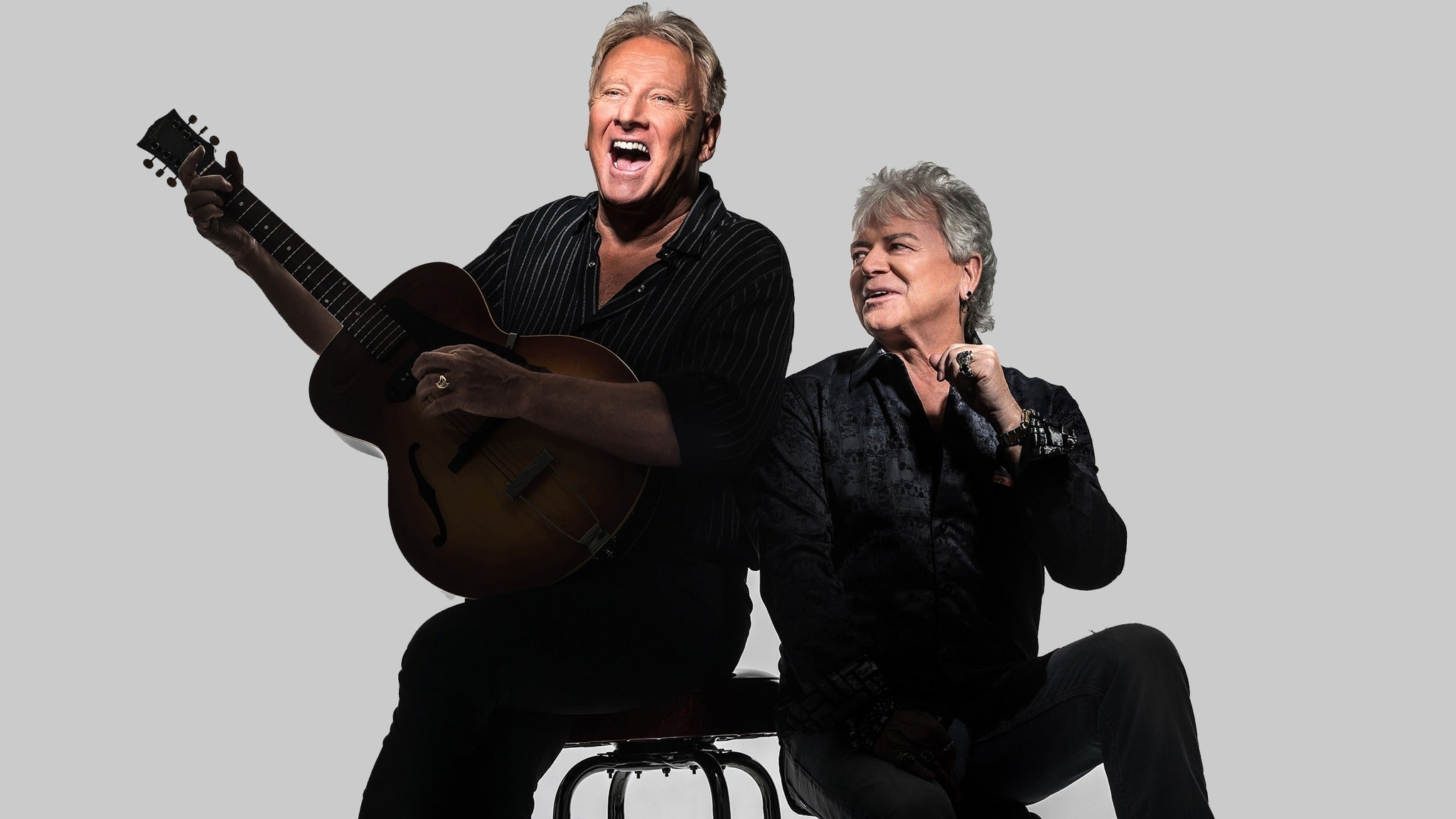 Air Supply at Luther F Carson Four Rivers Center