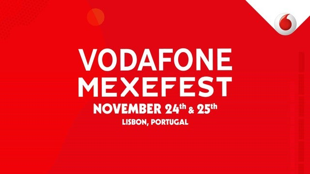Vodafone Mexefest Lisbon