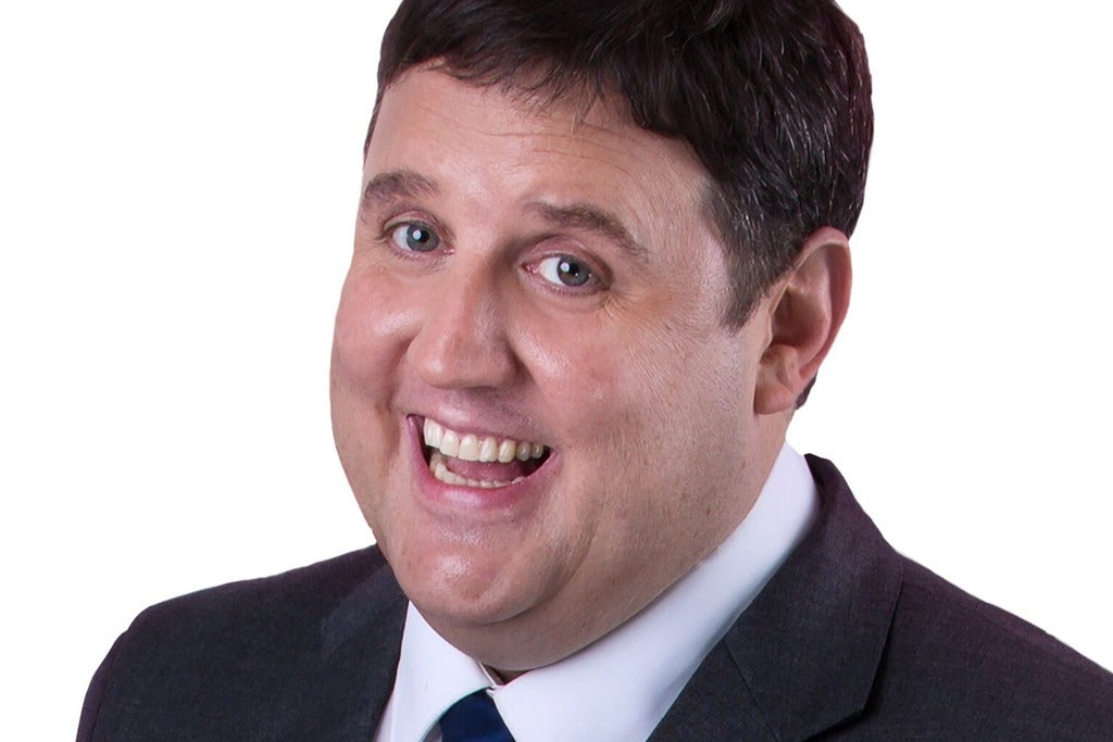Peter Kay Liverpool Echo Arena Seating Plan