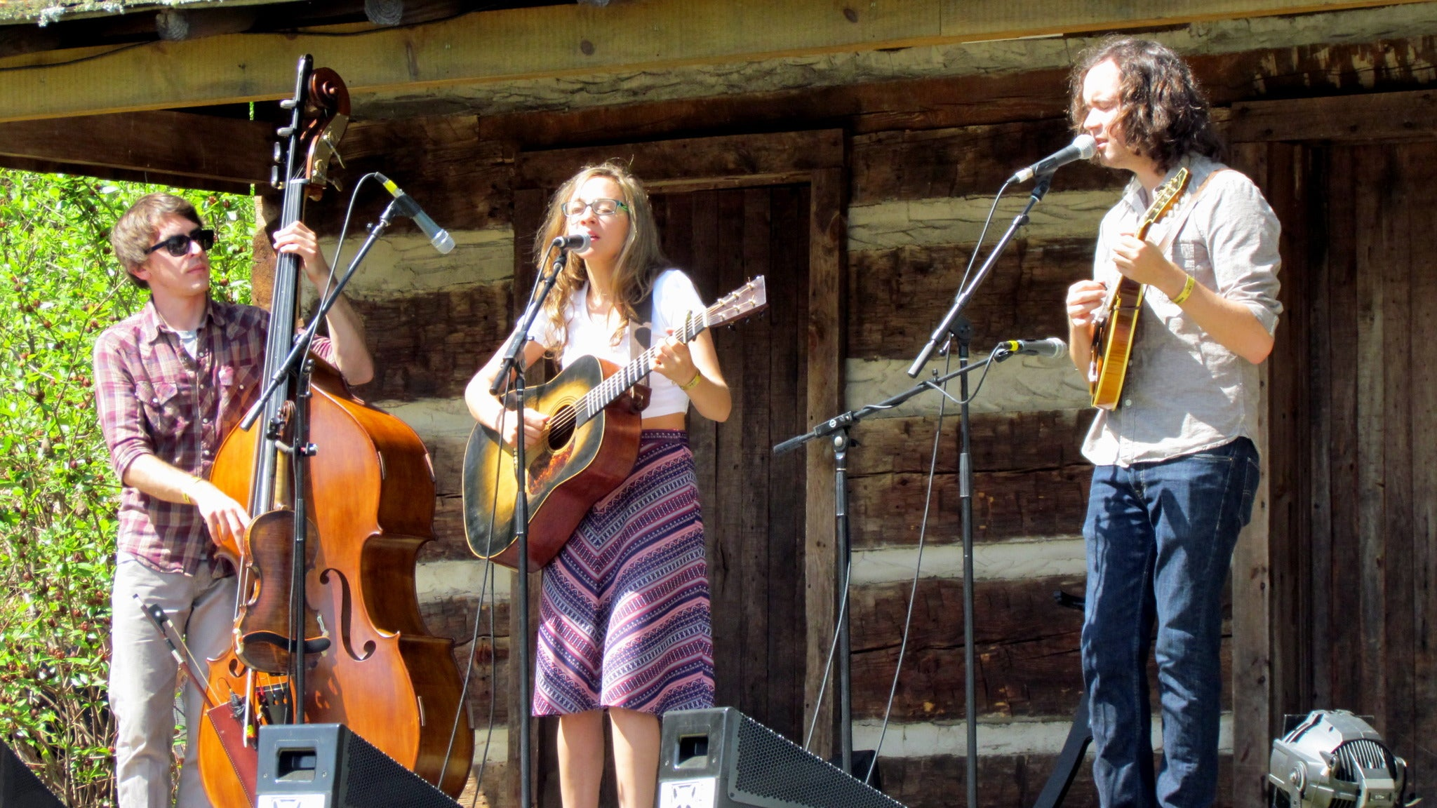 Mandolin Orange at North Carolina Museum of Art