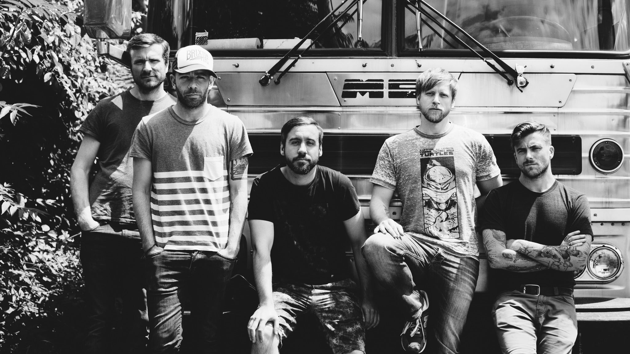 Circa Survive On Letting Go 10 Year Tour at Orpheum Theater