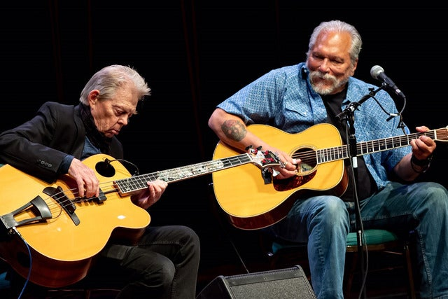 Hot Tuna: Acoustic & Electric w/ Special Guest David Grisman Trio