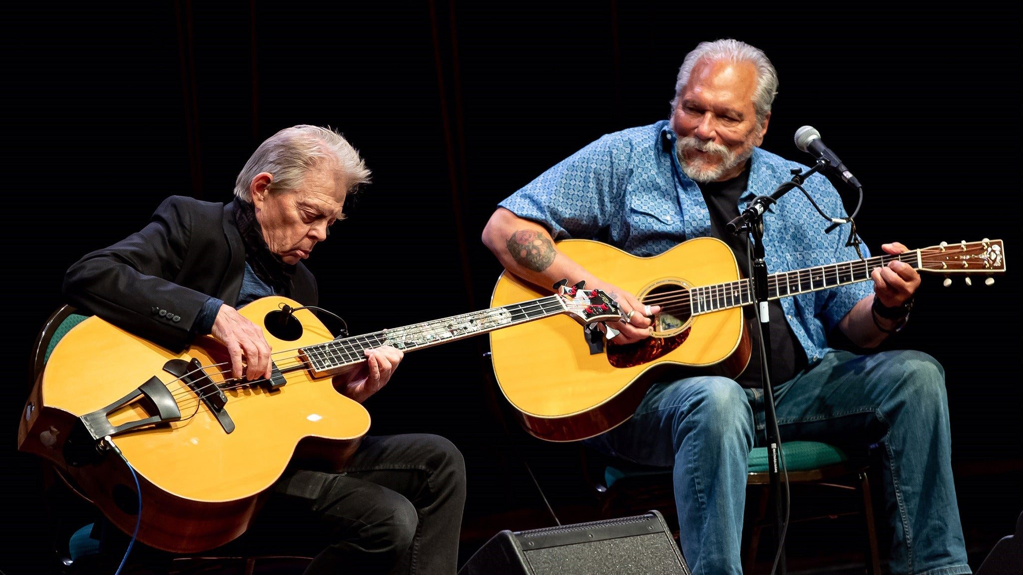 Hot Tuna at College Street Music Hall