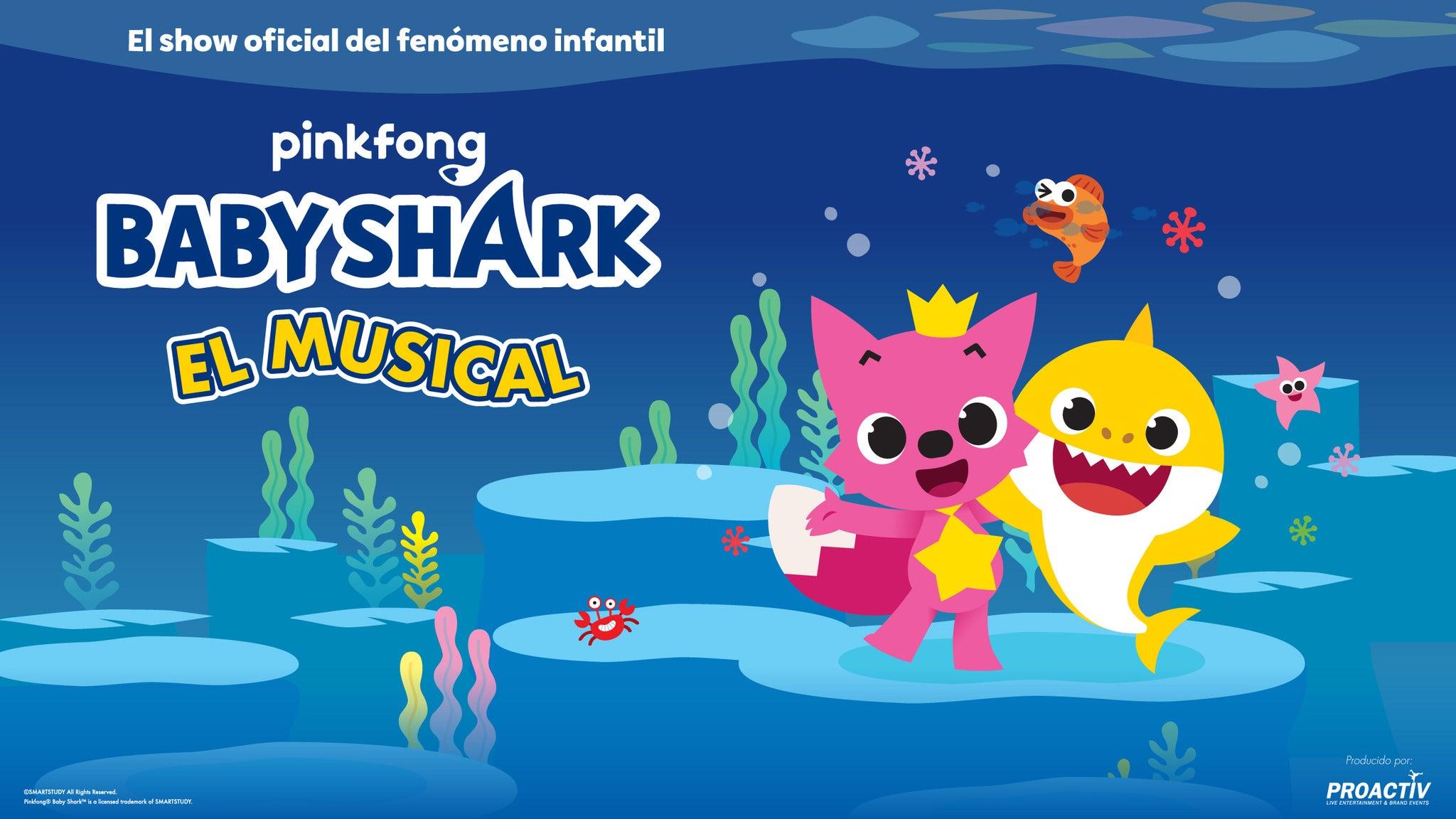 Baby Shark Mini Show at Neal S Blaisdell Concert Hall