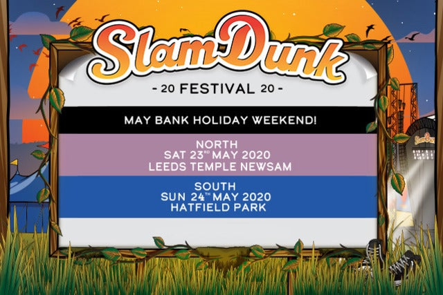 Slam Dunk Festival South Official Afterparty - London tickets (Copyright © Ticketmaster)