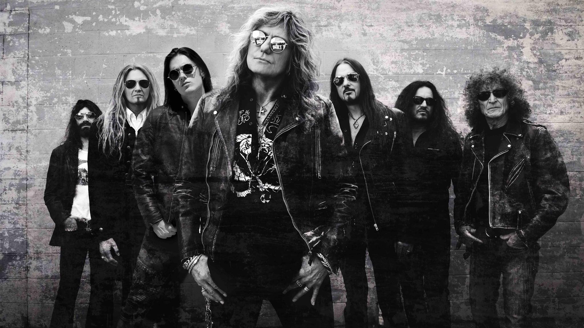 Whitesnake Vip Package tickets
