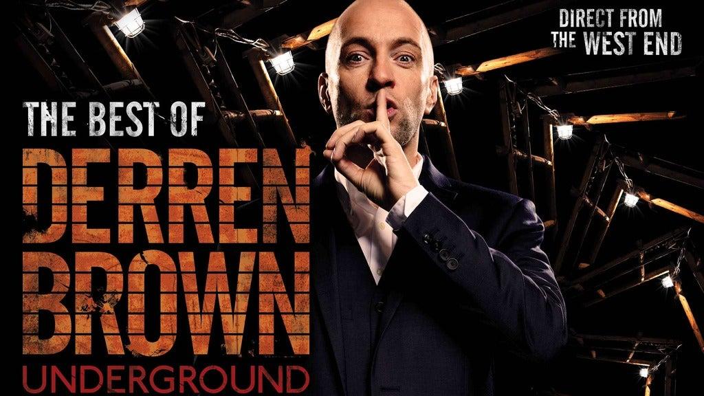 Hotels near Derren Brown Events