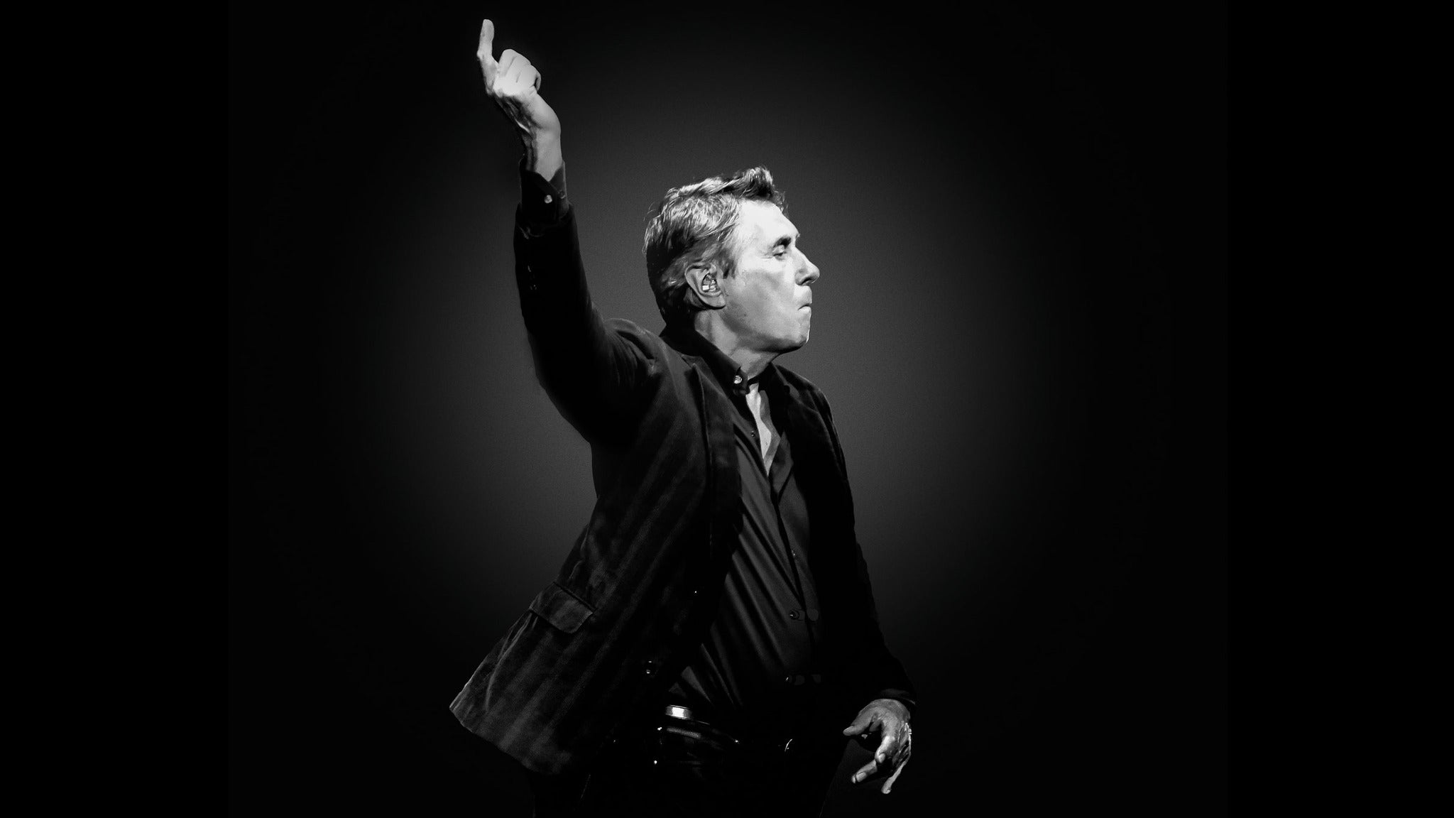 Bryan Ferry at Fox Theater - Oakland