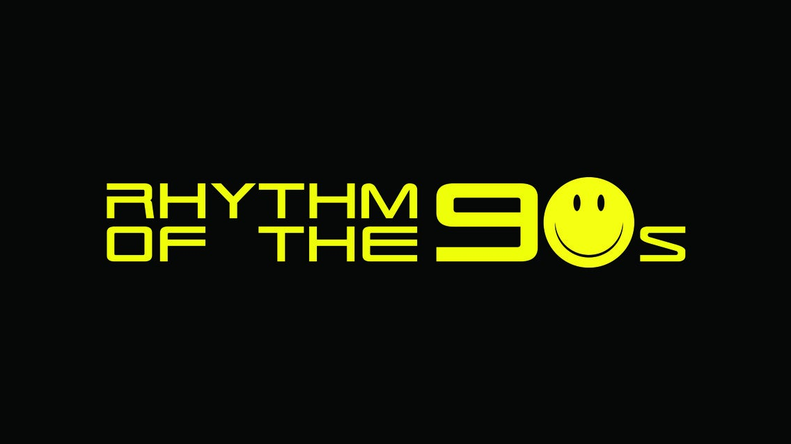Rhythm Of The 90s tickets (Copyright © Ticketmaster)