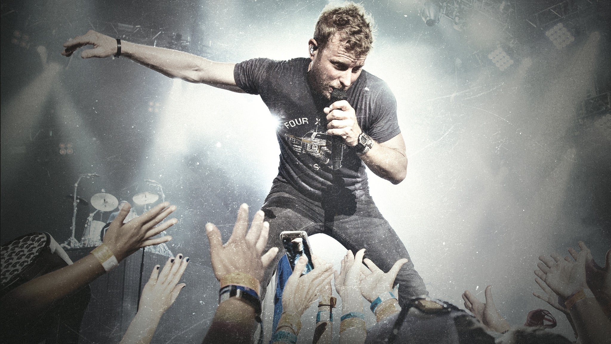 Dierks Bentley - What The Hell World Tour 2017