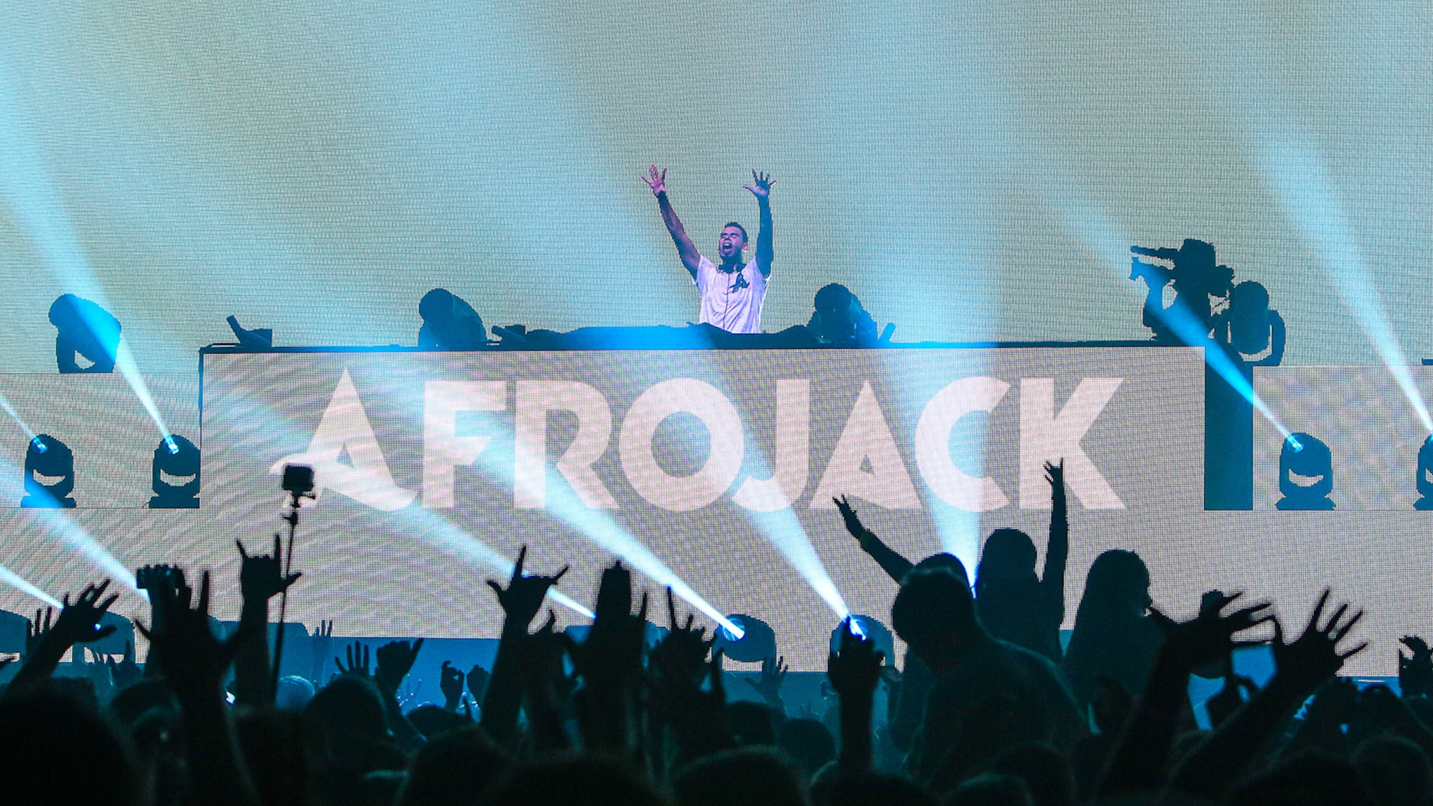 Afrojack at Temple Nightclub