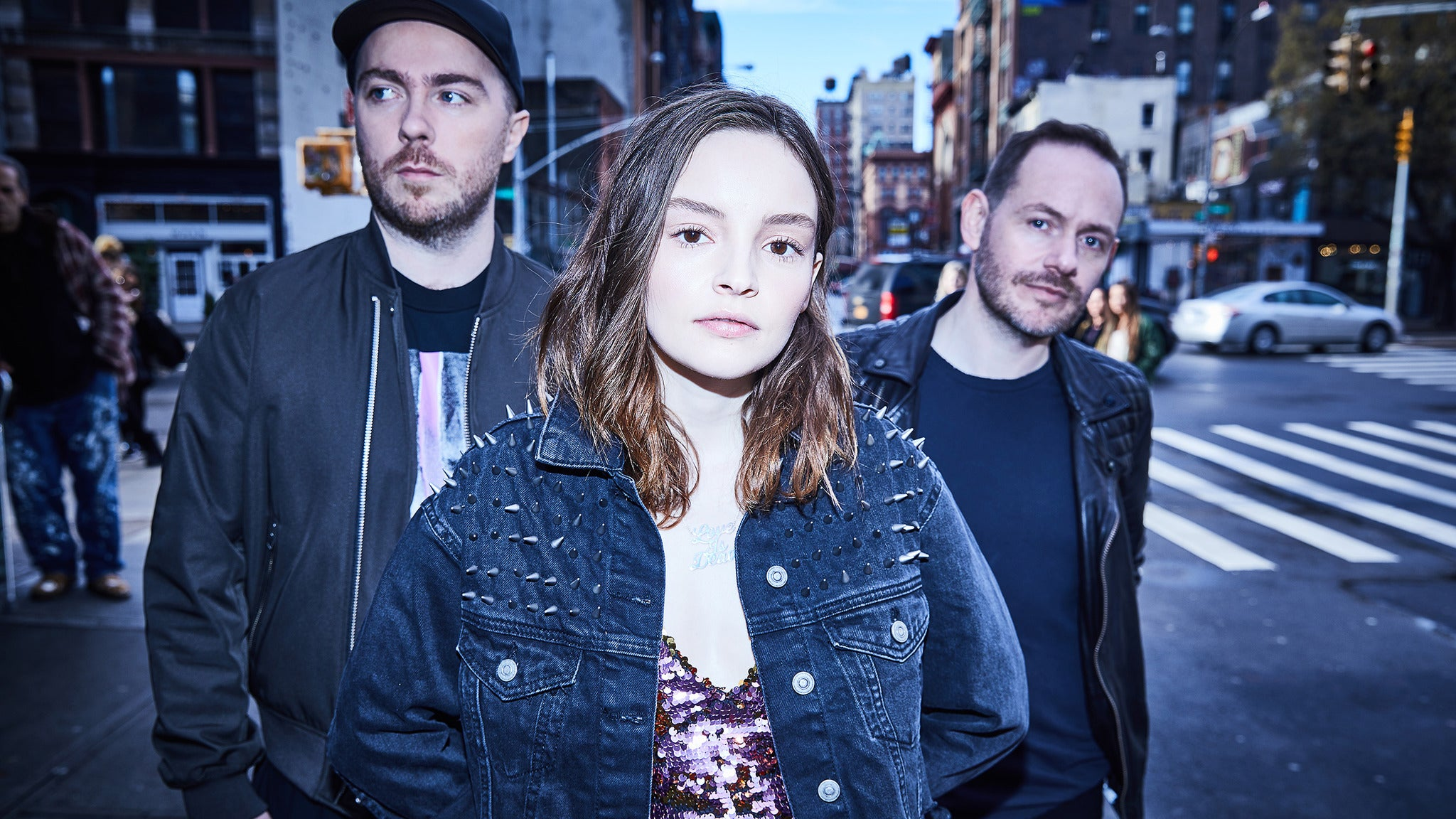 Chvrches w/ Unknown Mortal Orchestra
