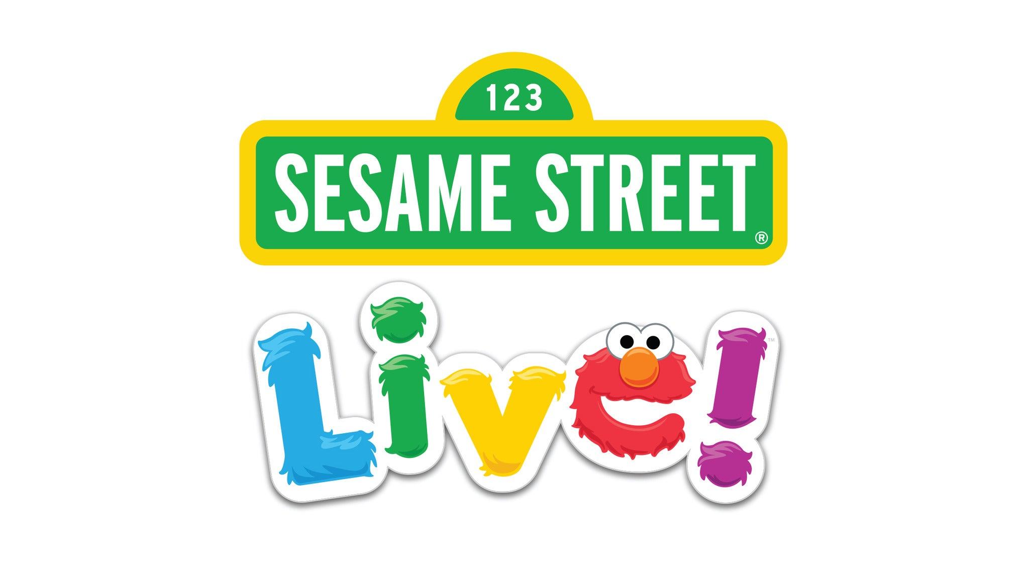Sesame Street Live! Let's Party! 1