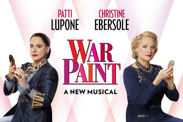 War Paint (ny)   New York, NY   Nederlander Theatre   December 10, 2017