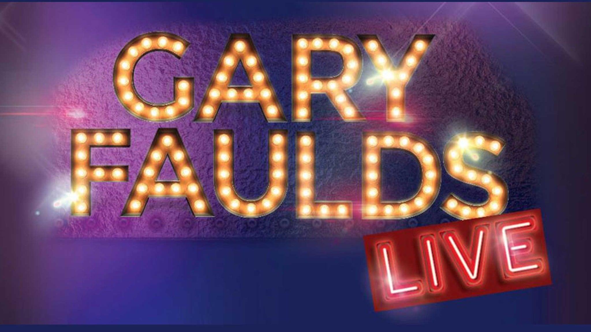 Gary Faulds