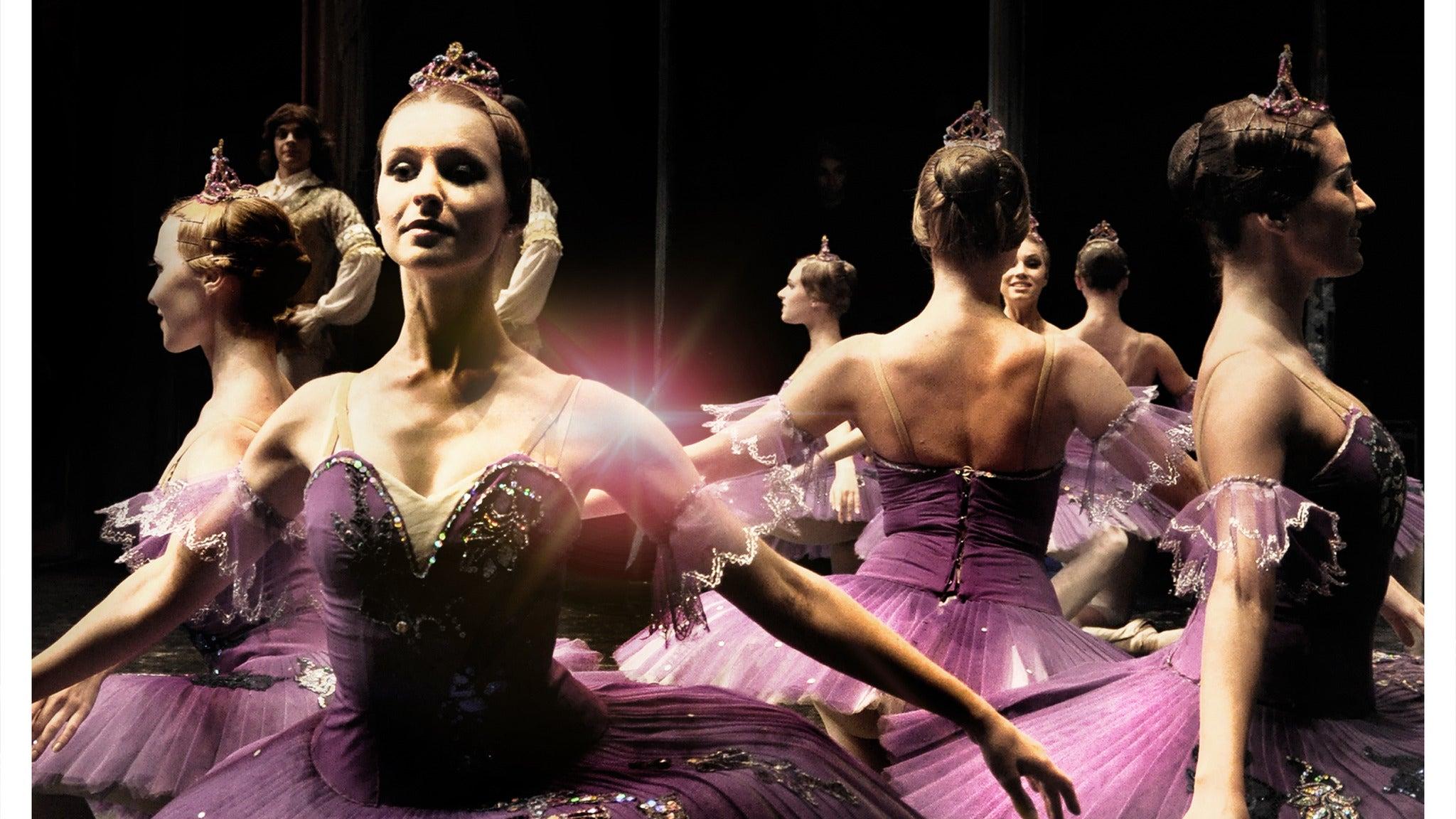 La bella durmiente, Ballet.