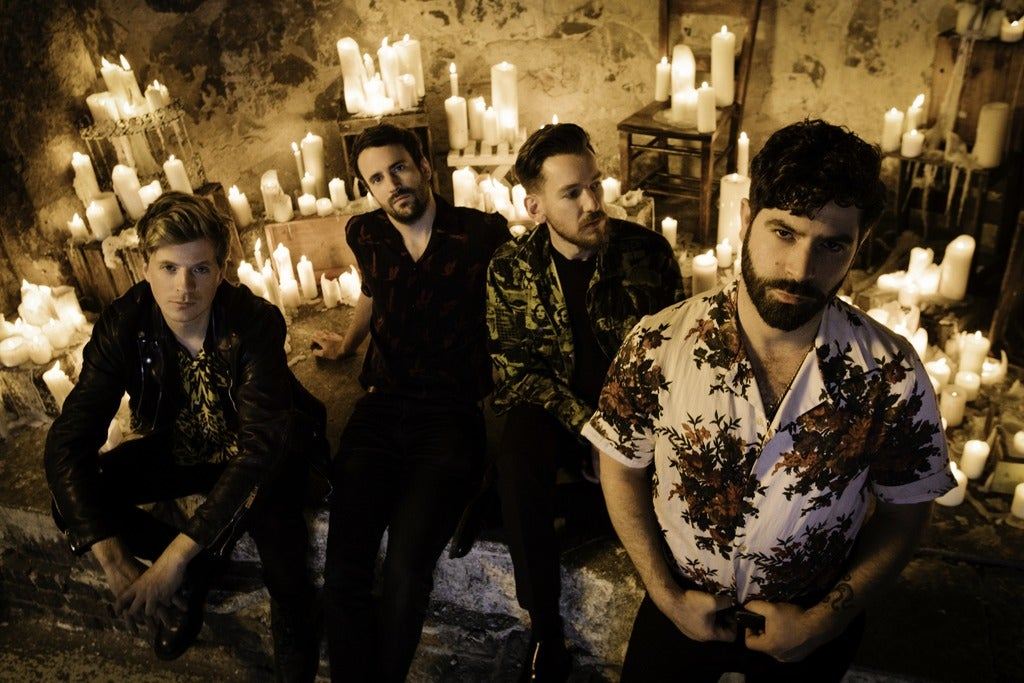 SOUNDS OF THE CITY - FOALS