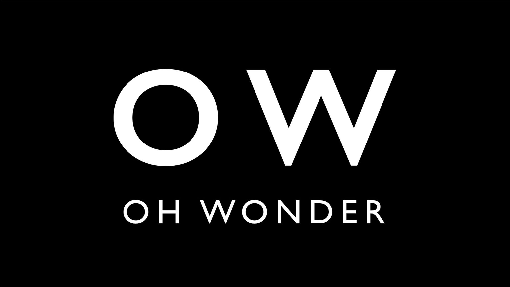 Oh Wonder at State Theatre