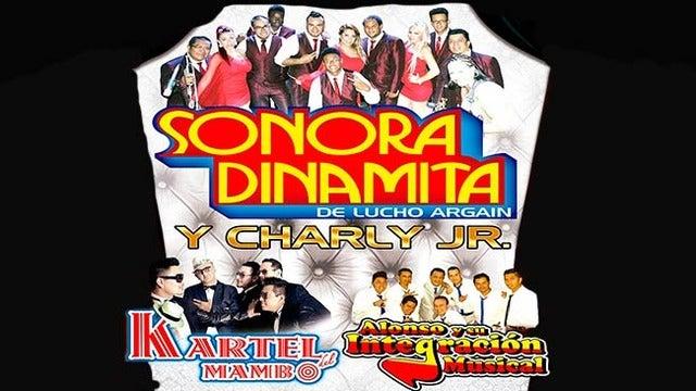 La Sonora Dinamita at San Manuel Casino