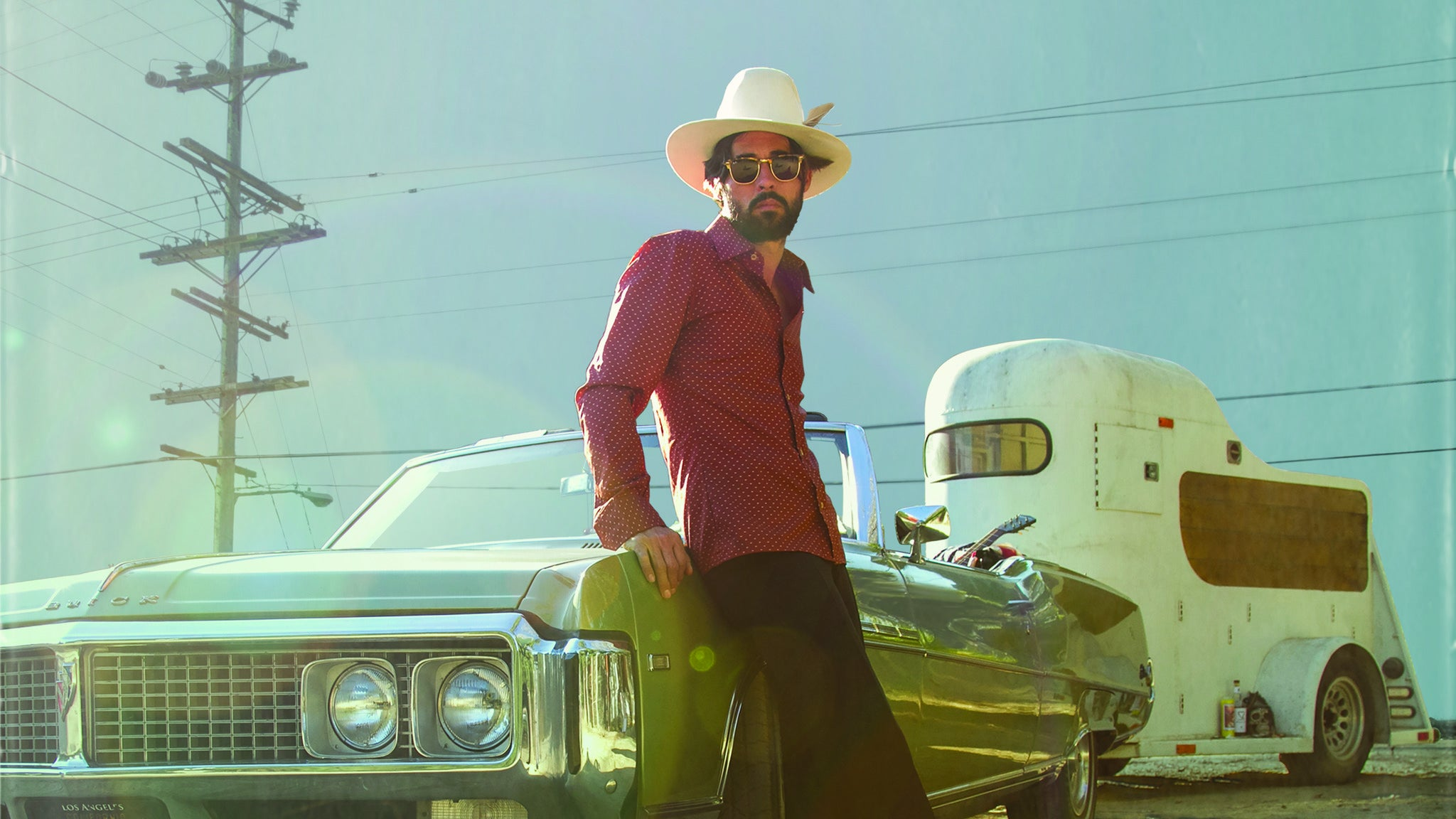 Ryan Bingham, the Americans at Bourbon Theatre