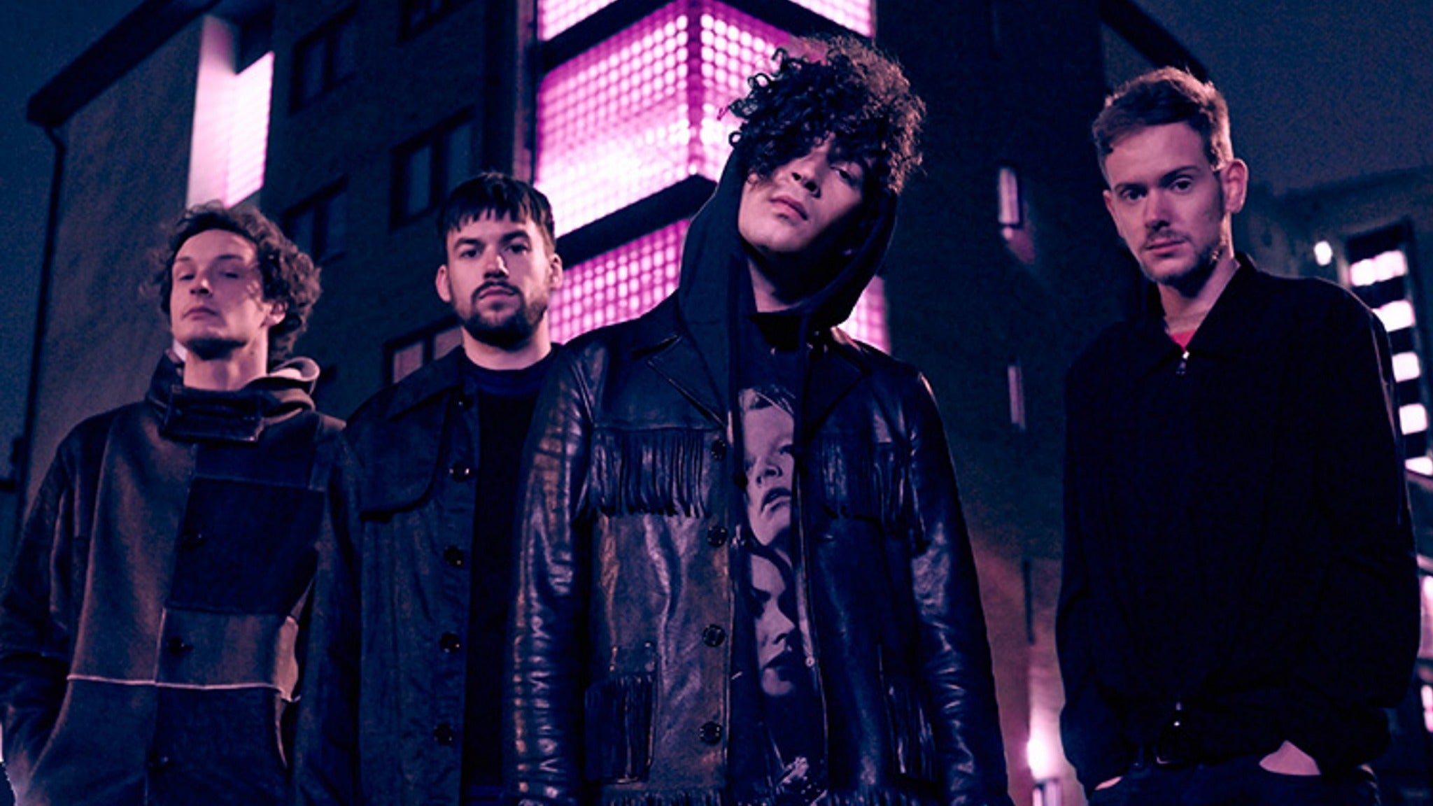 The 1975 at STATE BANK AMPHITHEATRE AT CHASTAIN PARK - Atlanta, GA 30327
