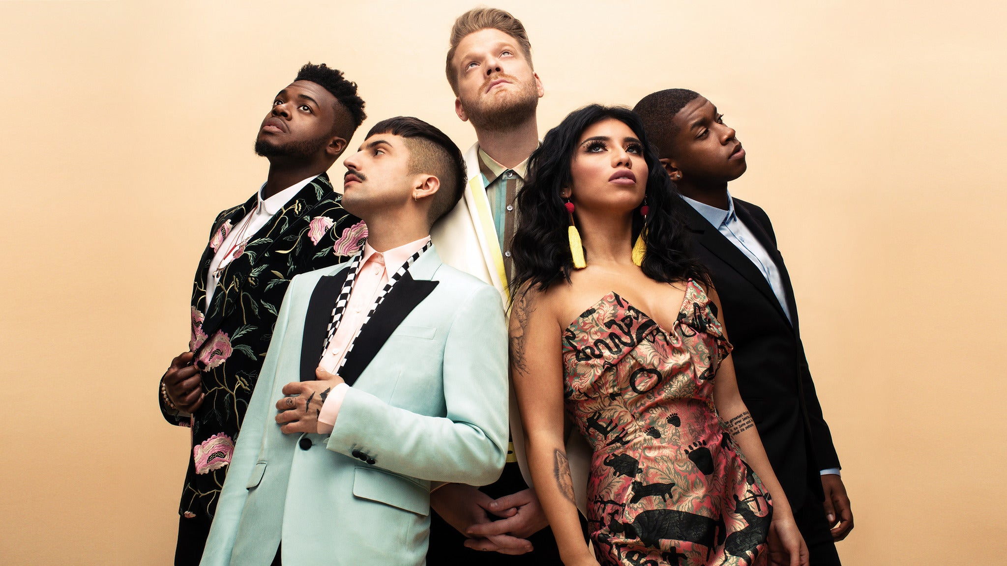Pentatonix with special guests Echosmith and Calum Scott