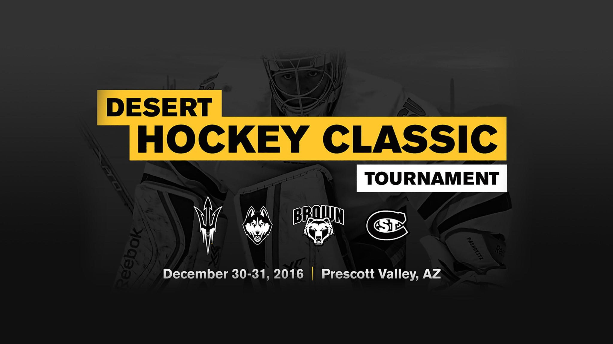 Desert Hockey Classic at Prescott Valley Event Center