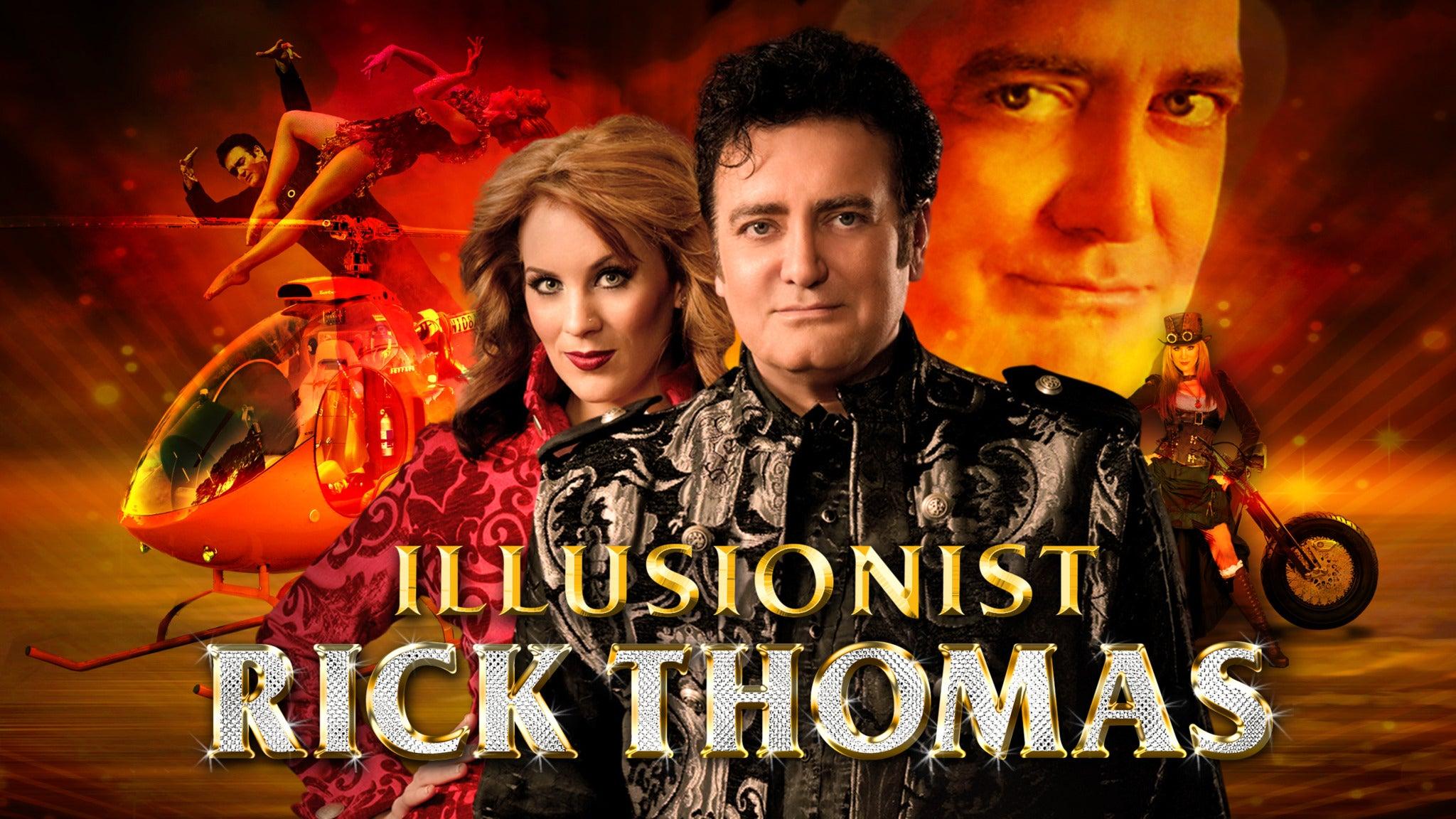 Rick Thomas at Andy Williams Moon River Theatre