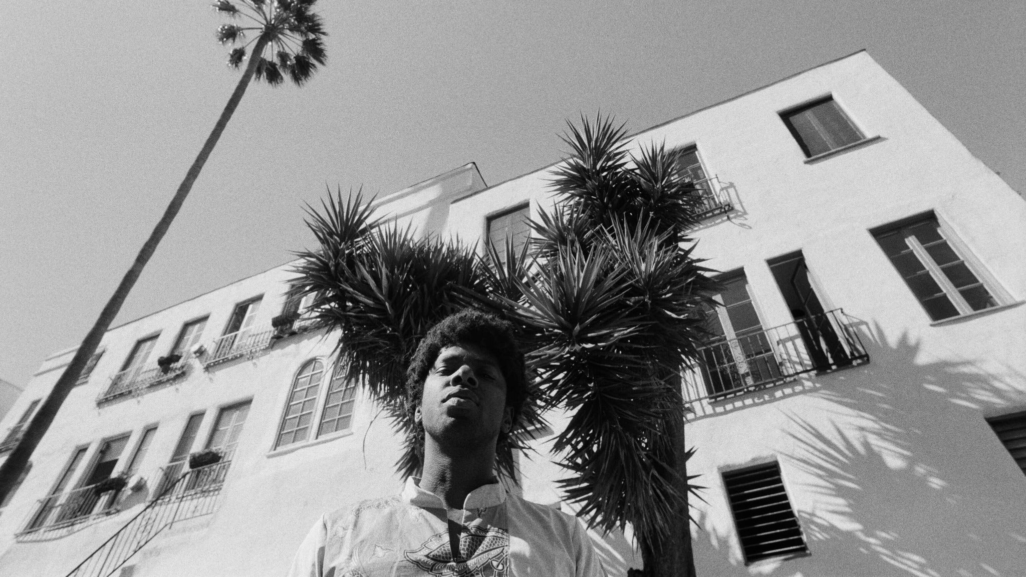 Curtis Harding, Algiers at The New Parish