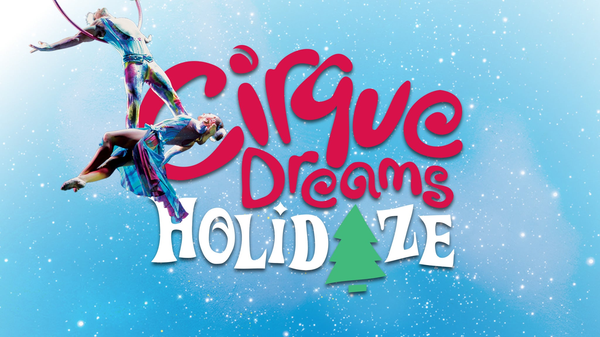 Cirque Dreams Holidaze at Gaylord Rockies - Bubly Theater