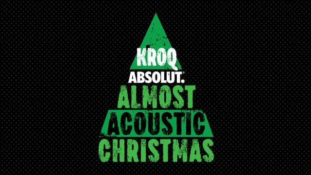 Kroq Acoustic Christmas 2020 KROQ Almost Acoustic Christmas   2020 Tour Dates & Concert