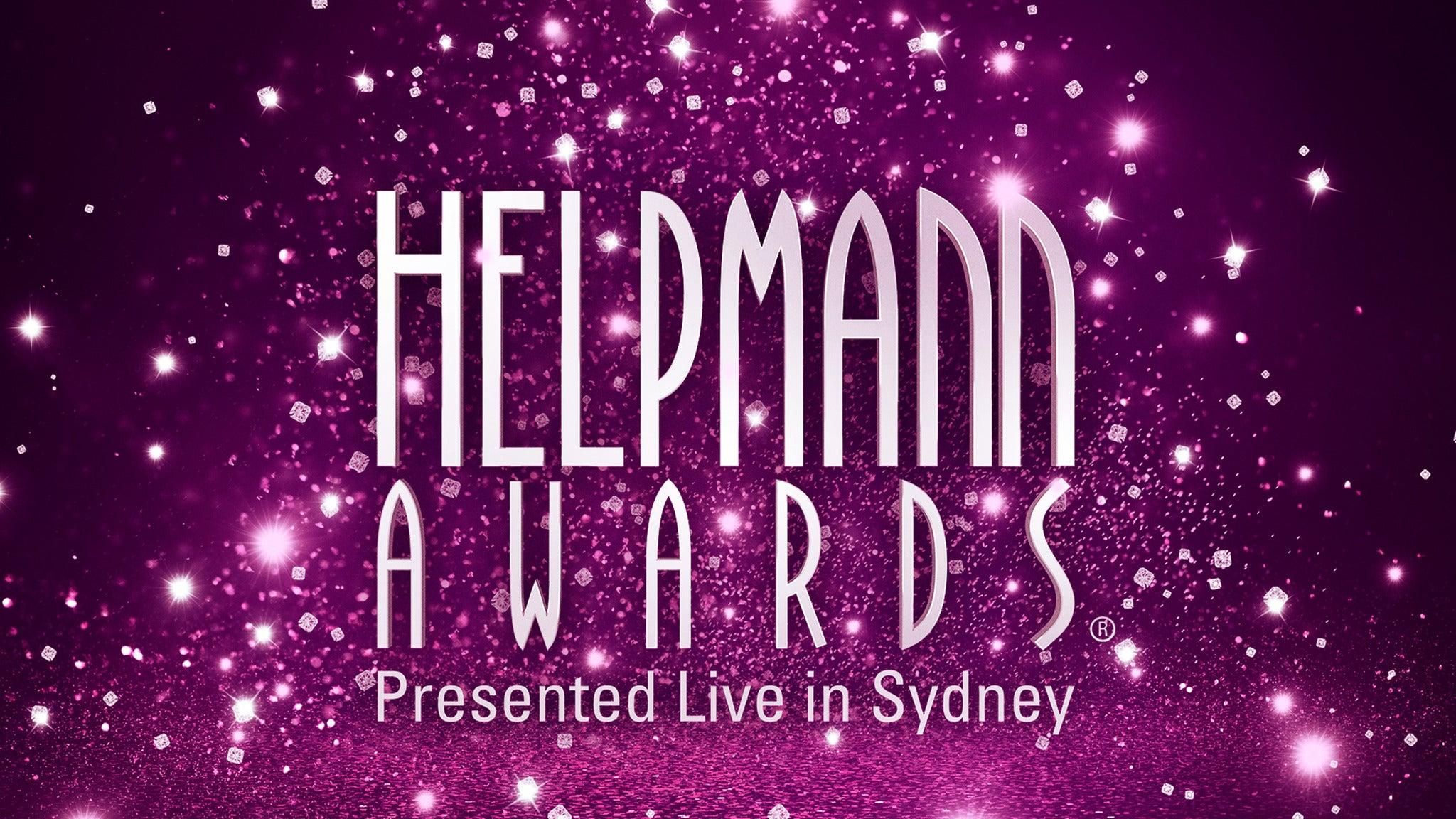 2018 Helpmann Awards Act II