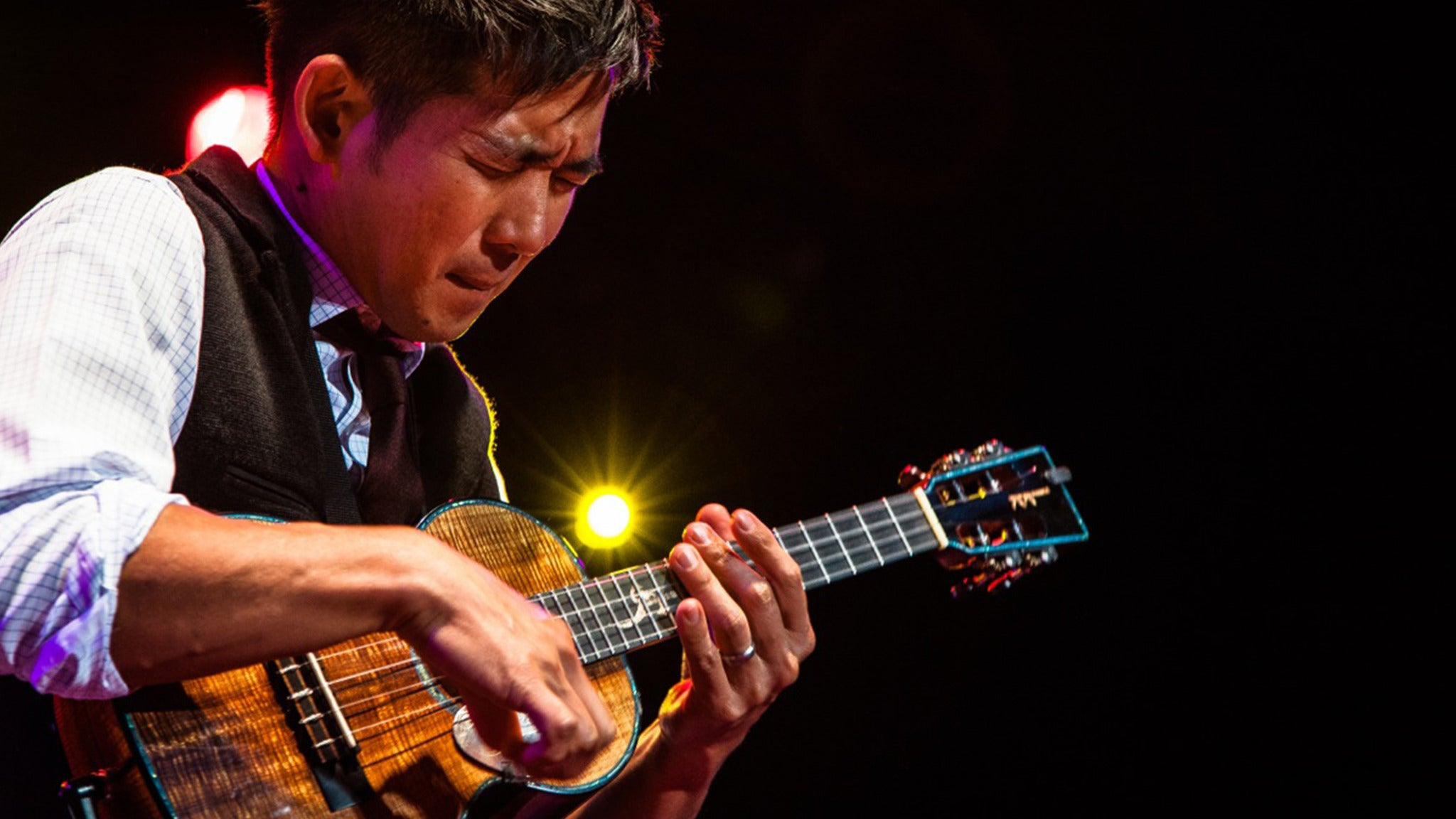 Jake Shimabukuro at Bob Hope Theatre