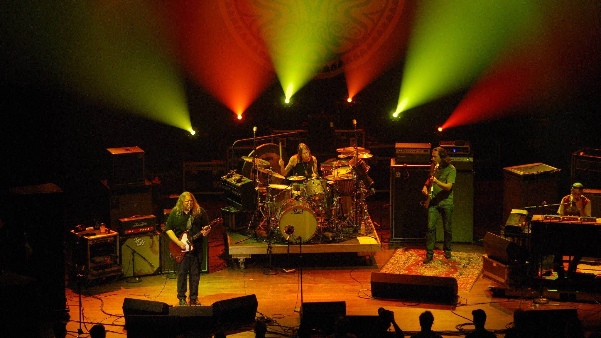 Gov't Mule at Saenger Theatre Mobile