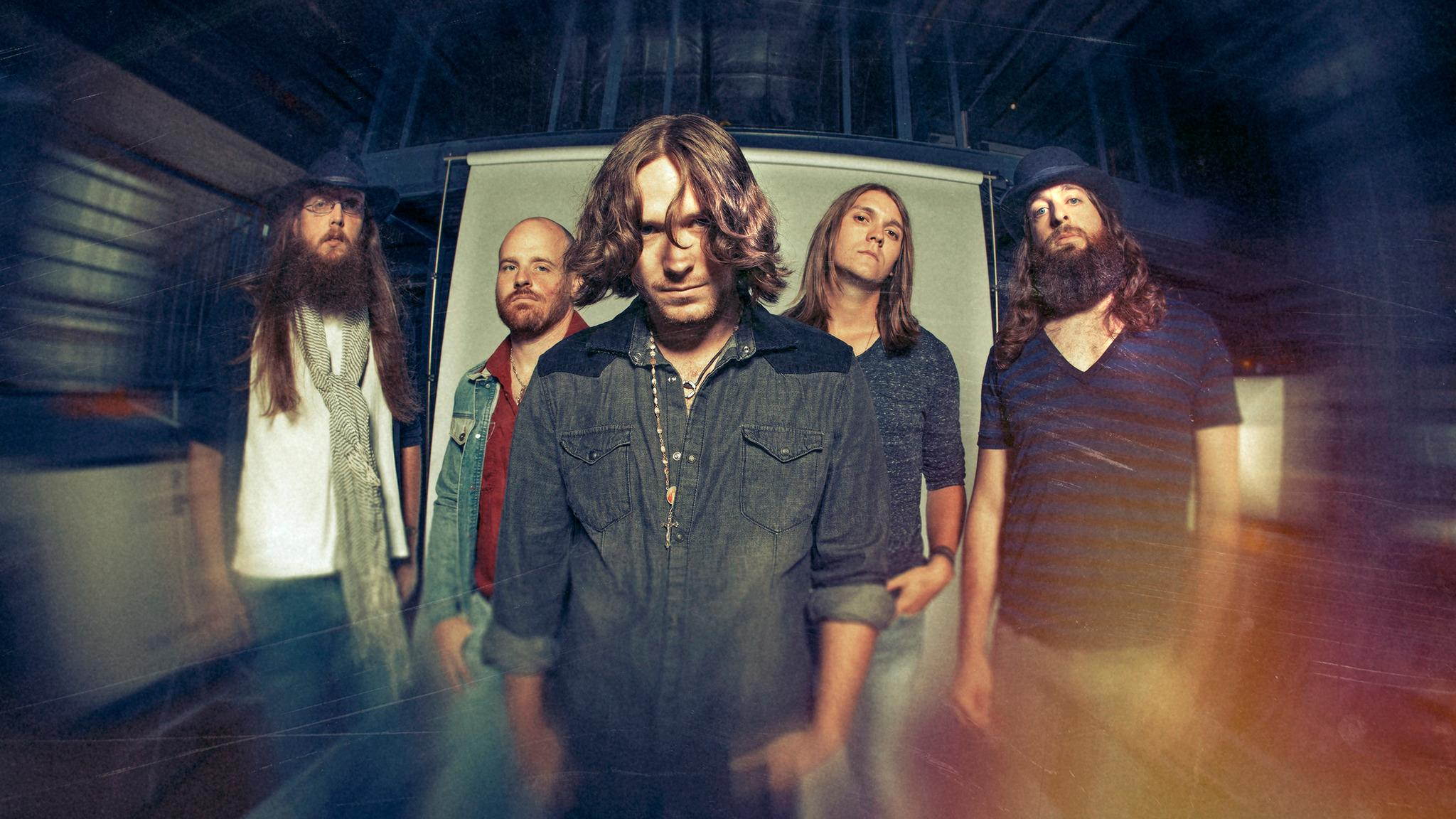 Whiskey Myers W/ Scooter Brown Band at Bourbon Street Bar