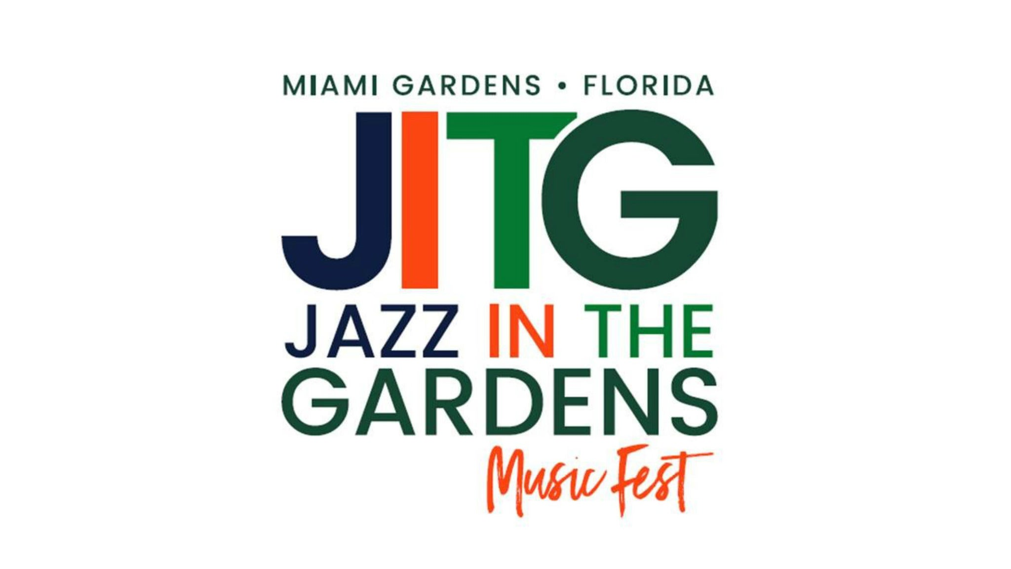 2018 Jazz in the Gardens - Single Day Sunday Only