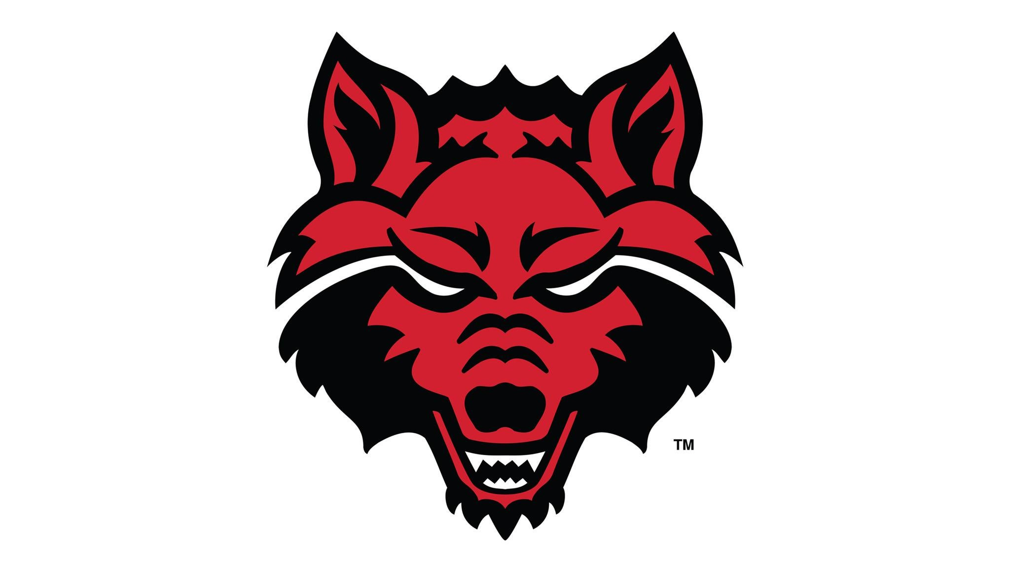 A-State Red Wolves Football vs Texas State
