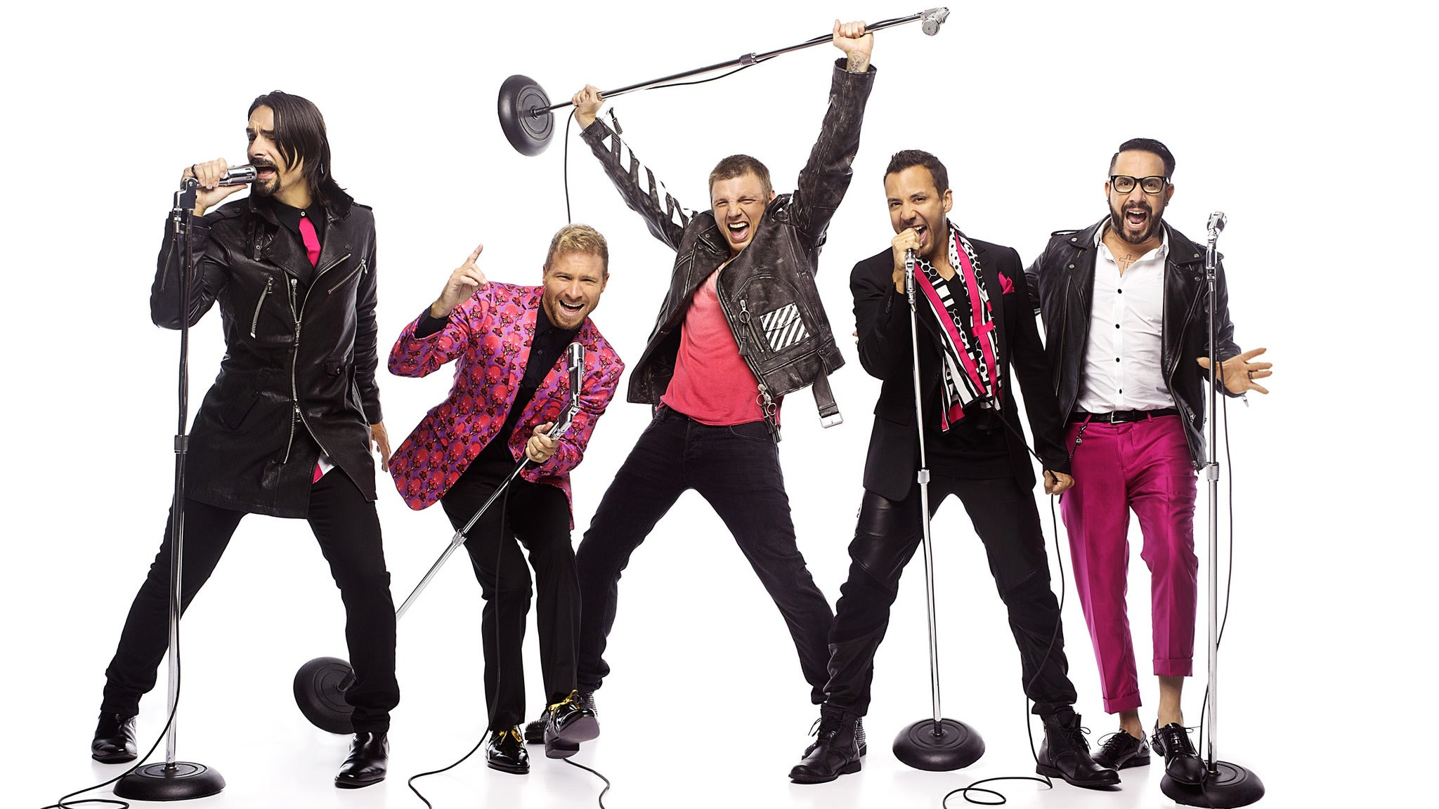 Q100's Q-Topia featuring Backstreet Boys and more