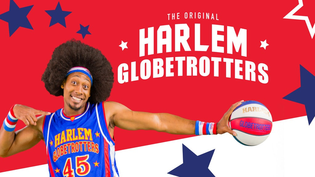 The Original Harlem Globetrotters FlyDSA Arena (Sheffield Arena) Seating Plan