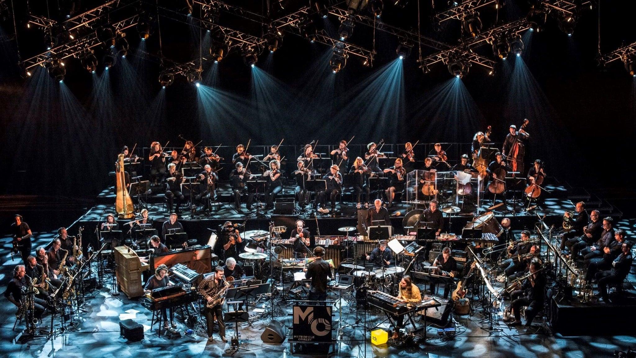 Metropole Orkest & Cello Giants